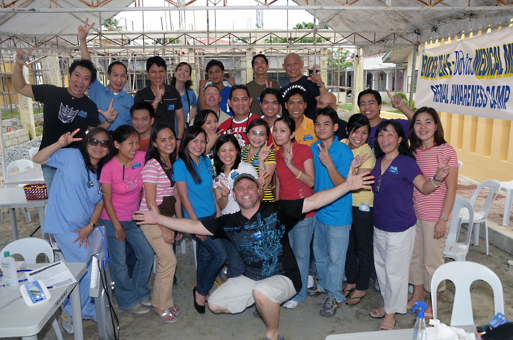 Philippines Bridge Of Life Founded By Davita