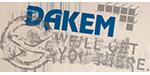 Logo: Dakem