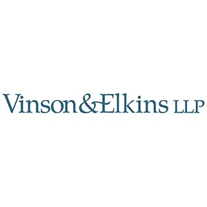 Vinson & Elkins PMS 7699 Logo